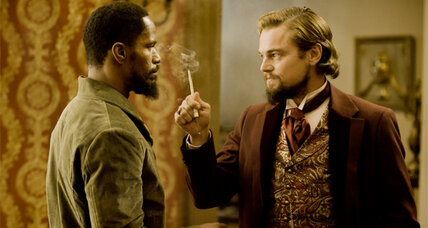 Quentin Tarantino's 'Django Unchained' is entertaining, but the same old schtick