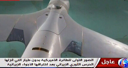 Iran lawmaker affirms Tehran has US drone – from the CIA, perhaps?