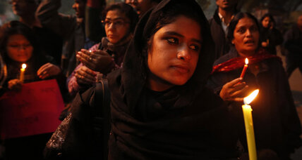 Gang-rape victim dies, India transfixed
