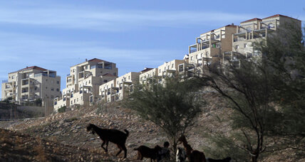 Has Israel's settlement expansion crossed a 'red line'? (+video)