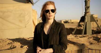 Jessica Chastain stars in the troubling, infuriating 'Zero Dark Thirty' (+trailer)