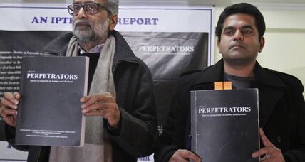 Human rights report names names in Kashmir, invokes international law