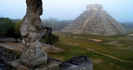 Lessons from the Maya prophecy – whether the world 'ends' or not