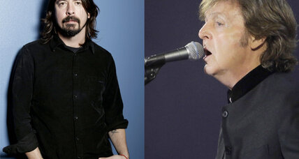 Paul McCartney to front Nirvana for a benefit concert?
