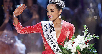 Olivia Culpo, a 'cellist nerd,' takes Miss Universe crown