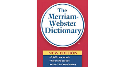 10 most-looked-up words of 2012, according to Merriam Webster