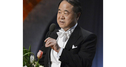 Mo Yan's Nobel acceptance speech draws ire from critics