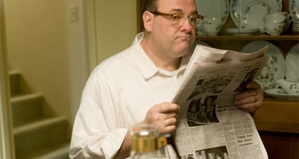 James Gandolfini stars in 'Not Fade Away'
