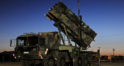 US to send Patriot missiles and troops to Turkey