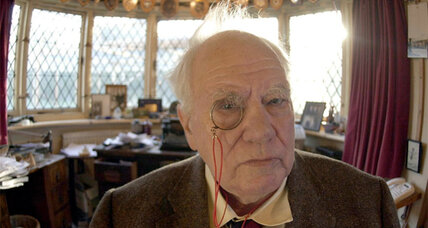 Patrick Moore's show 'The Sky at Night' popularized astronomy in the UK