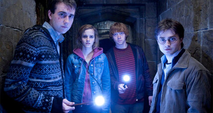 Is a new 'Harry Potter' short film in the works?