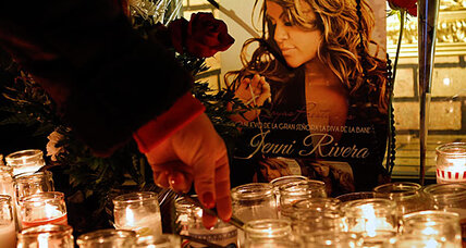 Jenni Rivera, the 'Diva de la Banda,' lost in Mexico jet crash