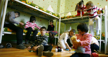 Putin shows Russian insecurity in signing ban on US adoption of orphans