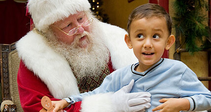 Mall Santa fired for being naughty, not nice
