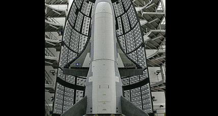 Secret shuttle launch: US military's X-37B to spy on Middle East?