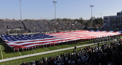For pride, pure and simple: Army-Navy football. Take our quiz