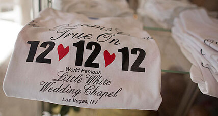 12-12-12: An auspicious date for a $1,212,120 wedding?