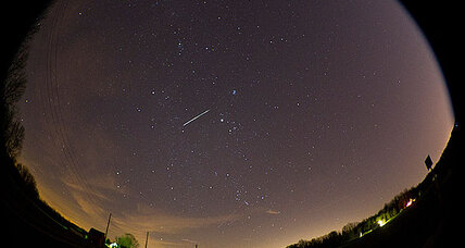 Quadrantid meteor shower: Will moon wash out the show?