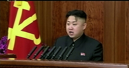 In South Korea, Kim Jong-un's New Year speech generates surprise - and doubt
