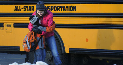 Sandy Hook students will resume classes