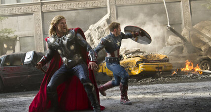 Hollywood's record haul: why 2012 was a great year for movies