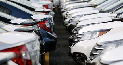 Smarter automakers, confident consumers driving car sales back up