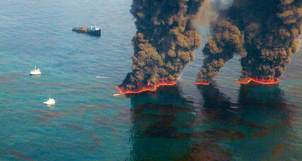 Transocean agrees to pay $1.4 billion fine for Gulf oil spill