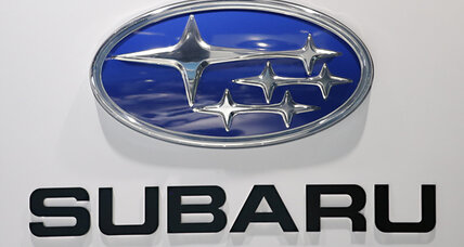 Subaru recall: 'Puddle lights' can cause fires