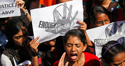 India anti-rape protesters: Don't just get angry, do something