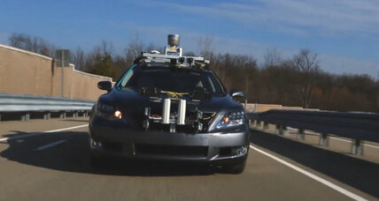 CES 2013: Toyota and Audi roll out new self-driving cars
