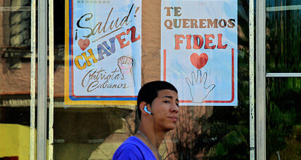 Why so much secrecy around Chávez's health? Venezuela's not alone.