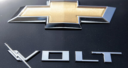 Chevy Volt sales triple in year of paradoxes for electric cars