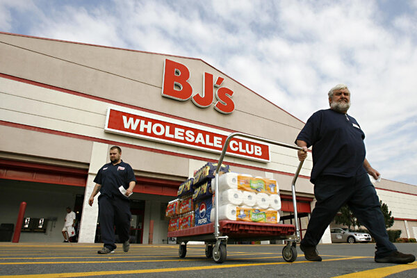 Warehouse store showdown should you join costco sams club or shoppers leave a bjs store in alexandria va in this 2008 file photo warehouse stores can save shoppers lots of money but make sure you pick membership thecheapjerseys Images