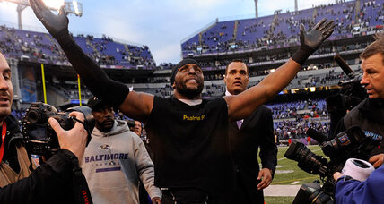 Colts-Ravens: Will Ray Lewis victory dance be his last?