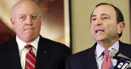 NHL, union make tentative agreement to end lockout