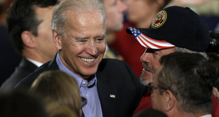 White House idea with bipartisan appeal: Give Joe Biden a reality show