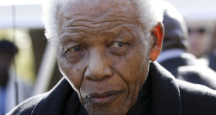 South Africa confirms Mandela's recovery
