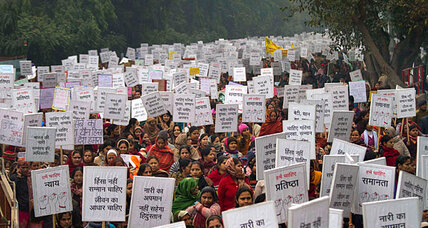 India rape case: Will protests finally spark change?