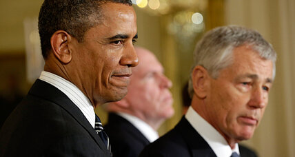 Chuck Hagel: why Obama is using political capital on Pentagon pick