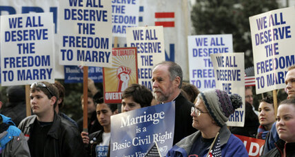 Supreme court will hear gay marriage arguments in March