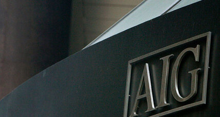 AIG, saved by US bailout, now considers suing US government
