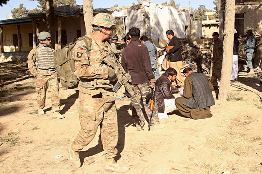 British soldier killed in Afghanistan   Military   The