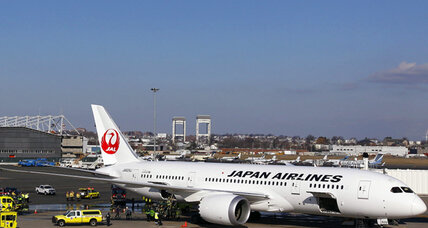 Second Japan Airlines 787 Dreamliner problem at Logan Airport