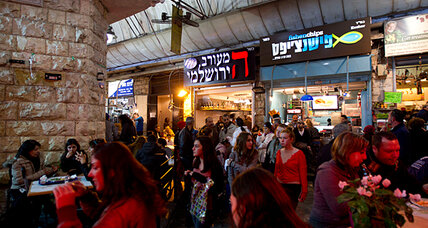 Israelis offer a 'Yom Huledet Sameach' to Ben Yehuda, resurrector of Hebrew language