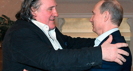 Does Depardieu herald Russia as a tax haven for Europe?