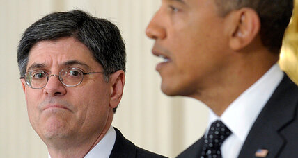 Jacob Lew: Is 'safe' choice for Treasury also a good choice? (+video)