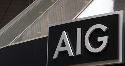 That didn't take long: AIG decides not to sue US over bailout terms