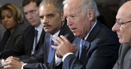 Biden meets with gun safety and victims groups, 'critically important' to act