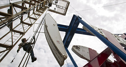 Oil shows record growth. Will Obama 2.0 warm to fossil fuels?