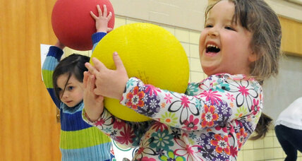 Play at school: Recess, and these games, boost child development